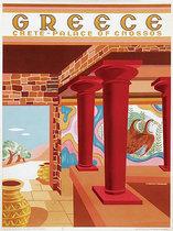 Greece Crete (Palace of Cnossos)