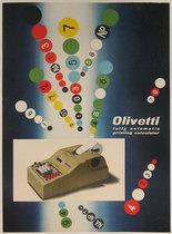Olivetti (Blue)