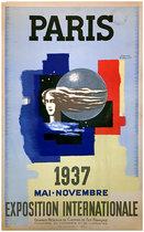 Paris Exposition Internationale 1937