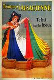 L'Alsacienne Verft alle stoffen (Fabric Dye)