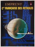 Emprunt Francaise des Petroles (20x30)