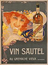 Vin Sautel au Grenache Vieux