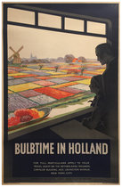 Bulbtime in Holland