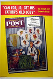 Saturday Evening Post - Can FDR Jr. Get His Father's Old Job?