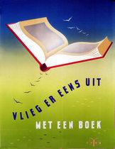 Vlieg Er eens uit Met een Boek (Dutch Book Week/ Fly with a Book!)