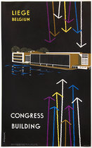Liege Belgium (Congress Building)
