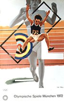 Olympische Spiele Munchen 1972/ Munich Olympics (Track and Field)
