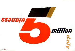 Guinness - 5 Million Daily