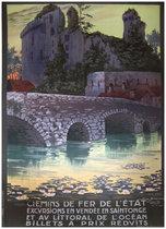 Chemin de Fer de L'Etat Vendee and Saintonge (lilypads)