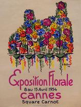 Exposition Florale - Cannes