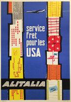 Alitalia Service Fret USA