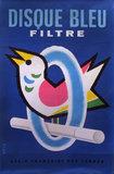 Disque Blue Filtre