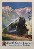 North Coast Limited by Northern PAcific