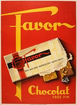 Favor Chocolat