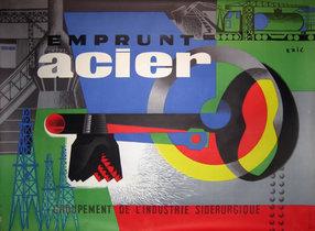 Emprunt Acier - Key (Smaller Format)