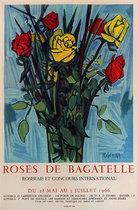 Roses de Bagatelle - 1966