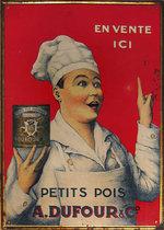 A. Dufour & Co - Petits Pois