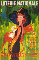 Loterie Nationale Grand Prix de Paris (Woman)