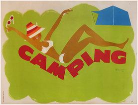 Camping (Lounging)
