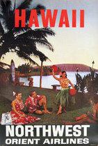 Northwest Airlines - Hawaii