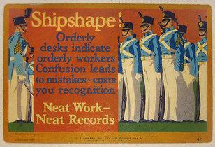 Mather Series: Ship Shape