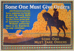 Mather Series: Someone Must Give Orders