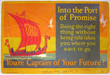 Mather Series: Into the Port of Promise