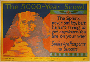Mather Series: The 5000 Year Scowl