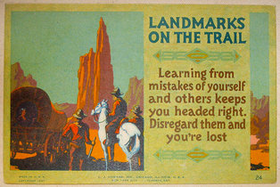 Mather Series: Landmarks On the Trail