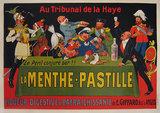 Menthe Pastille  Au Tribunal de la Haye