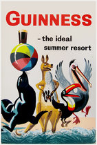 Guinness The Ideal Summer Resort