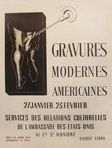 Gravures Modernes Americaines