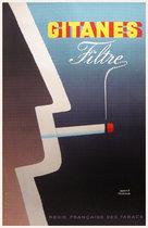 Gitanes Filtre (32x47 Morvan)