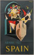 Spain Arabic Art