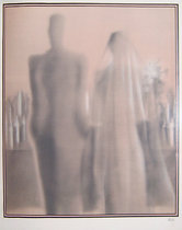 Nicolas - Rose et Noir (Bride and Groom)