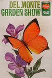 Del Monte Garden Show (Orange Butterfly)