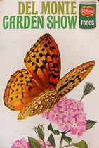 Del Monte Garden Show (Tiger Butterfly)