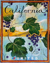 United Illustrators Series- California