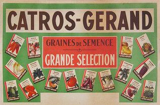 Catros Gerand Graines de Semence Grande Selection (Seeds)
