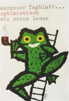 Aargauer Newspaper (Frog)