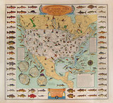Big Game Fish Map