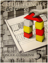 Credit Foncier de France (Emprunt)