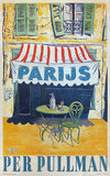 Parijs per Pullman (Paris by Pullman/Cafe Scene)
