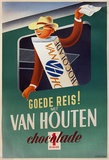 Goede Reis! Met Van Houten Chocolade (Chocolate)