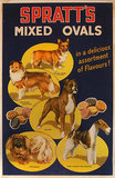 Spratt's Mixed Ovals (Dog Biscuits)