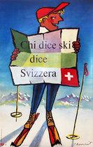 Chi dice ski dice Svizzera