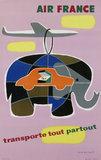Air France Cargo (Elephant)