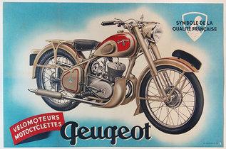 Peugeot Velomoteurs et Motocylettes