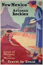 New Mexico and Arizona Rockies Travel by Train