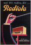 Radiola (Conductor Hand)